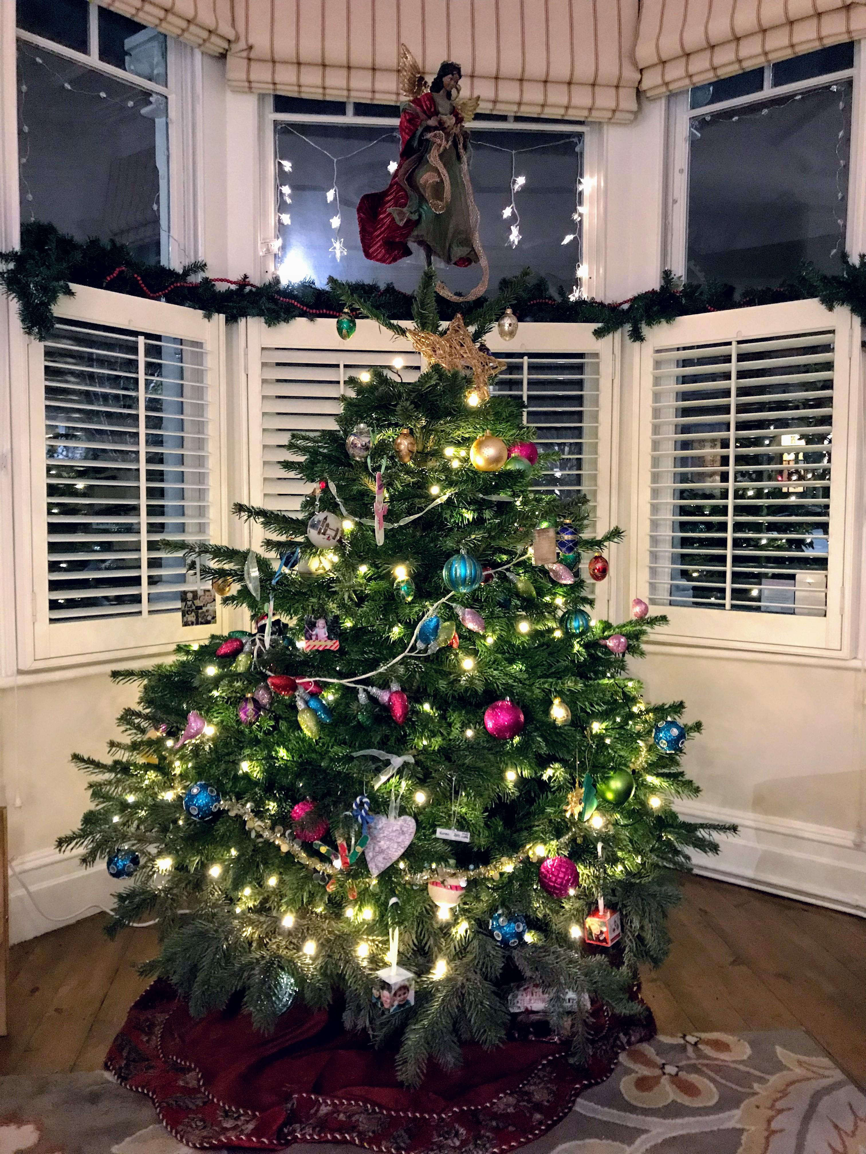 An American Christmas Tree Story – Mischief and Mayhem